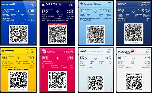 Apple_Passbook_airlines