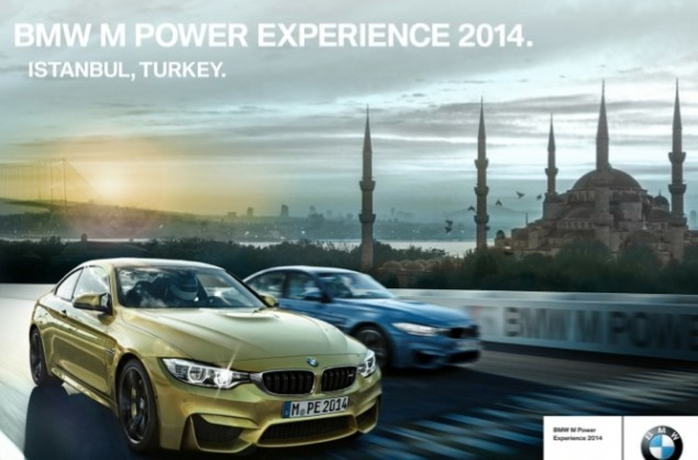 BMW M Driving Experience 27 Haziran 2014 İstanbul