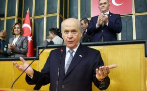 Bahçeli'den Cumhuriyet Bayramı mesajı