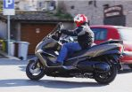Honda Sw t600 inceleme (silverwing)